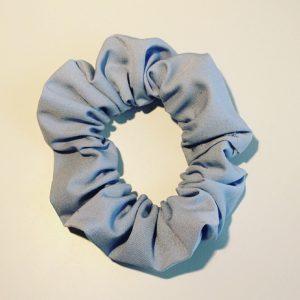 CHOUCHOU en coton bleu pastel