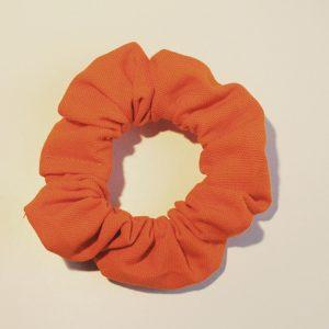 CHOUCHOU en coton orange