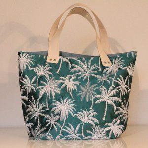 SAUSALITO motifs palmier